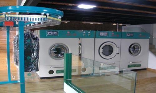 干洗店购买设备价格是多少