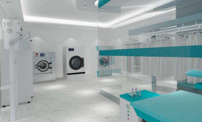 普通洗衣店都需要什么设备