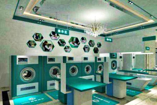 开洗衣店都需要哪些设备