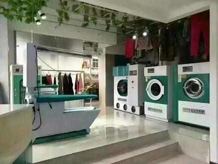 干洗店怎么配置干洗设备