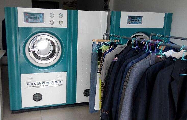 一个干洗店设备需要多少钱