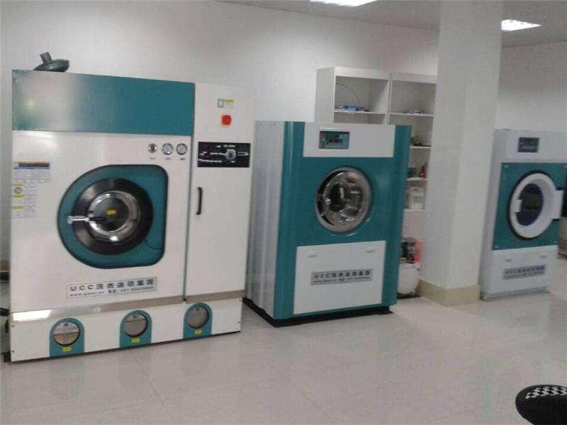干洗店的设备成本要多少钱