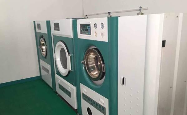 干洗店的洗衣设备有哪些