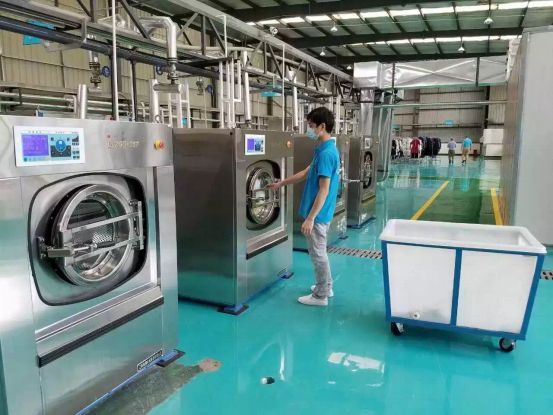 干洗店一般需要些什么设备