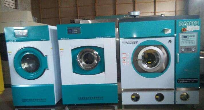 干洗店必备设备有哪些?