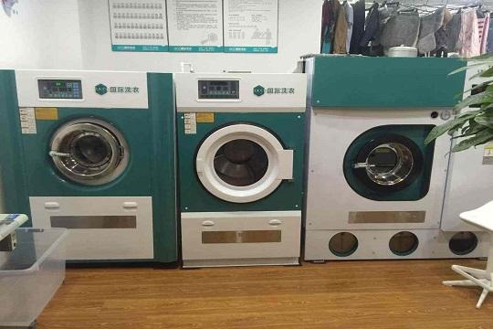 小型干洗店设备贵吗