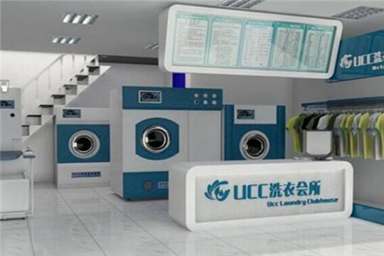 干洗店设备要多少钱一套