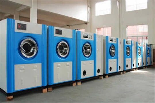 干洗机多少钱一台?干洗店开店需要什么设备?