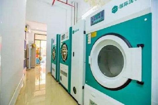 开干洗店设备大概多少钱?