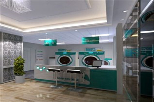 一家干洗店设备需要多少成本