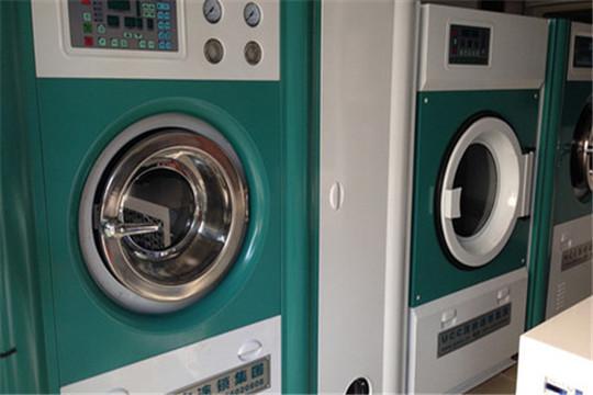 干洗设备一套需要多少钱?贵吗