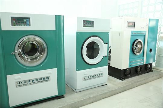 一套干洗设备的价格是多少钱呢?
