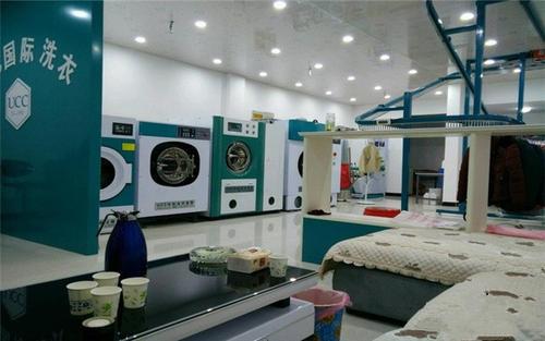 干洗店的设备都有些什么?