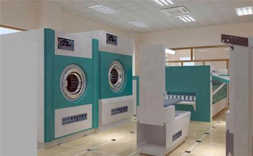 干洗店整套设备需要多少钱?