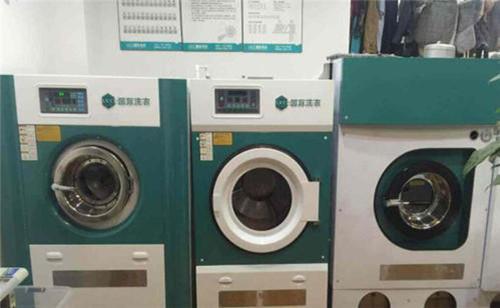 买套干洗店设备选择哪个品牌好?