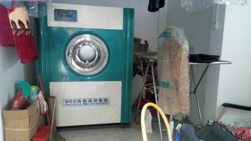 开家干洗店一般需要买什么设备?
