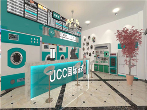 在大学开家干洗店需要多少钱?