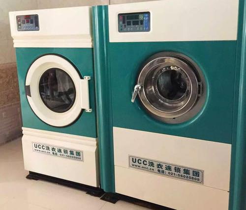 干洗店全套设备需要多少钱?