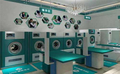 一套干洗店设备价格多少?