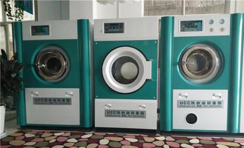 干洗店加盟需要哪些设备?