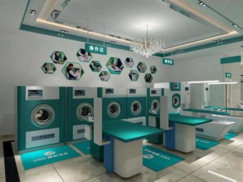 加盟干洗店的话需要些什么设备?