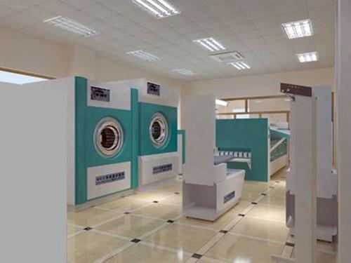 干洗店的设备一套需要多少钱?