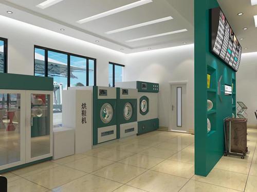 开家干洗店购买的设备需要多少钱?
