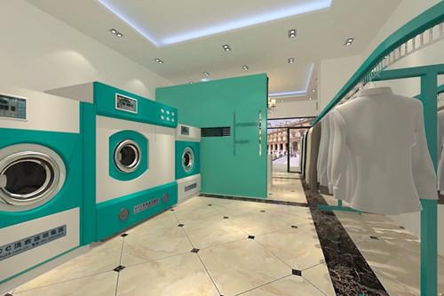 加盟干洗店一套设备需要多少资金?