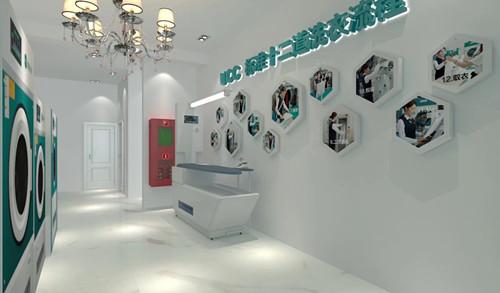 干洗店投资一年利润有多少?