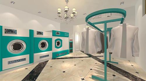 开干洗店设备购买需要多少钱?