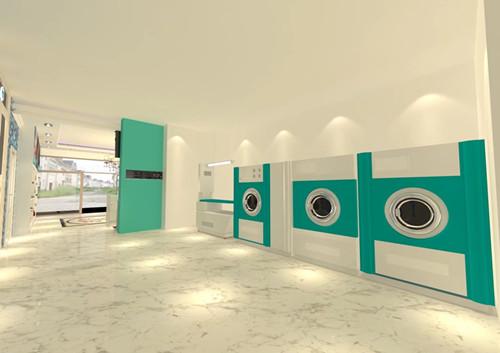 干洗设备购买准备多少钱?