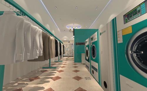 干洗设备购买一套需要准备多少成本?