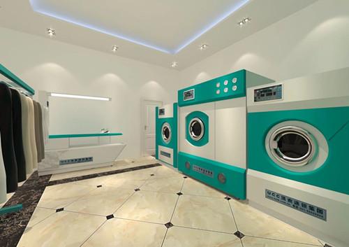 品牌干洗店購買設備準備多少錢?