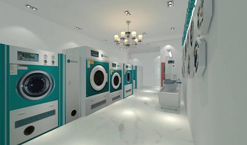 品牌干洗店设备购买多少钱?