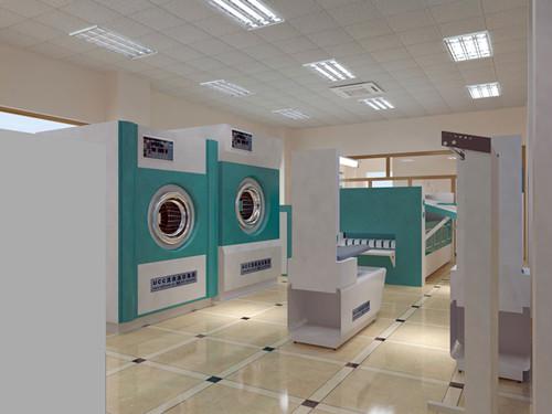 干洗店全套设备多少钱可以购买?