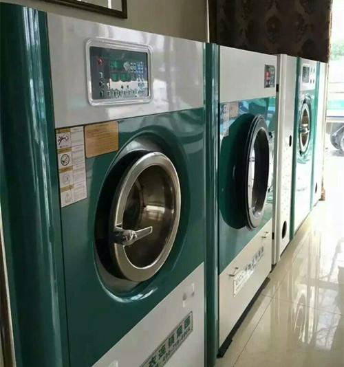 干洗店设备购买多少钱?