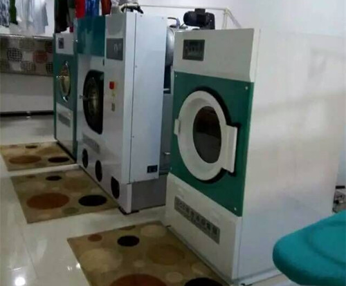 干洗设备价格一套需要多少钱?