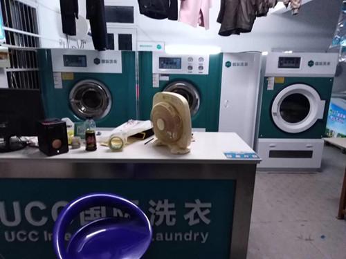 全套干洗设备多少钱可以购买?