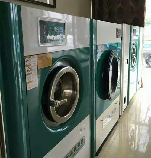 干洗店的设备要多少钱可以购买?