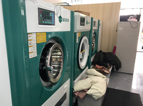 干洗店设备购买全套需要多少钱?