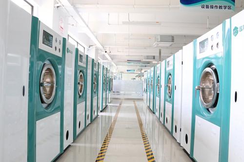 加盟干洗店设备购买多少钱?