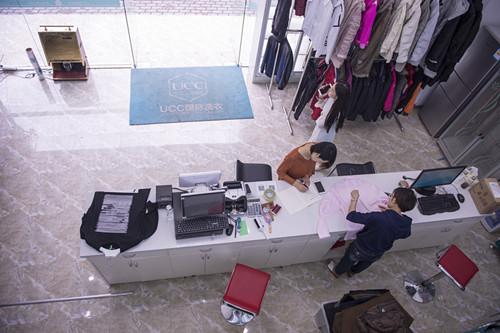 开品牌干洗店投资多少钱即可?