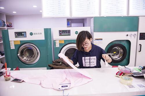 干洗设备购买需要投入多少钱?