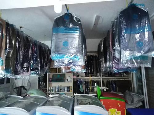 加盟一个品牌干洗店成本高不高?