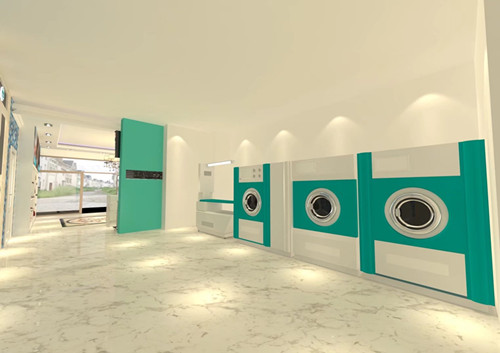 干洗店全套设备购买多少成本?
