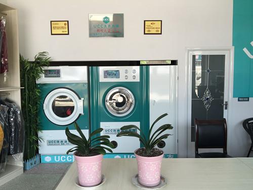 干洗店购买一套干洗设备需要多少钱?