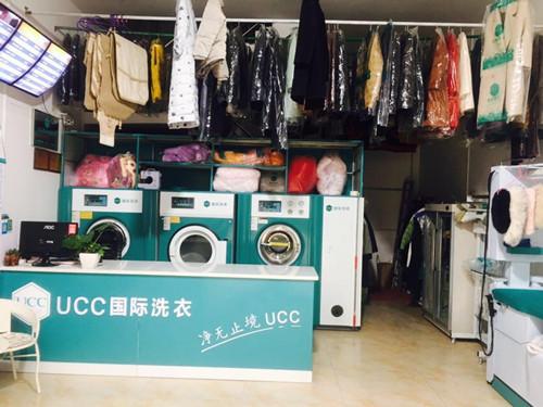 加盟品牌干洗店年利润挣多少?