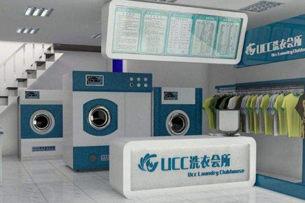 干洗店设备需要多少钱呢