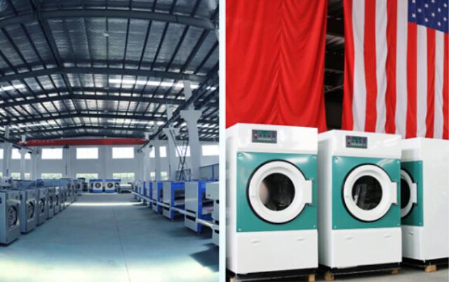 投资大型的洗衣店设备要多少钱