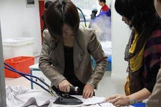 上海干洗技术培训中型——UCC洗衣
